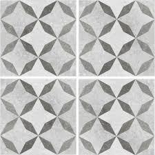 british ceramic tile floor wall tiles concrete patterned mosaic bathroom hallway brand new