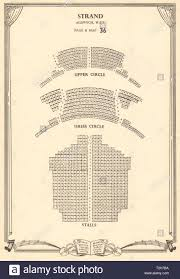Novello Theatre Seating Chart Strand Now Novello Theatre Aldwych London Vintage
