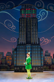 Elf the musical is the hilarious tale of buddy, a young orphan child who mistakenly crawls into santa's bag of gifts and is transported back to the north pole. Nc Theatre S Elf Is Lovely But Forgettable Holiday Fare Indy Week