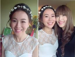 makeup artist singapore wedding zen makeup onethreeonefour