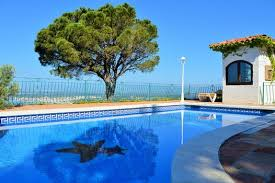 Swimming pools are nice to have when living in hot climate where  practically all year round, pools can be used.