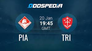 Piacenza Calcio 1919 - Triestina Calcio Odds, Stats & Live ...