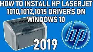 Laserjet 1015 printers download drivers for hp laserjet 1015 printers (windows 7 x64), or install driverpack. How To Install Hp Laserjet 1010 1012 1015 Driver On Windows 10 Easy Guide 2019 With Driver Link Youtube