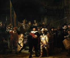 night watch top 10 most famous paintings of all time