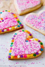 soft cut out sugar cookie recipe. Perfect Soft Soft CutOut Sugar Cookies  Recipe Cookies Sugaring And Sallys  Baking Addiction Inside Cut Out Cookie