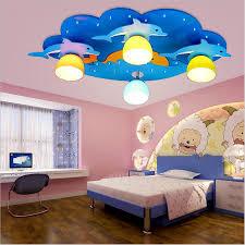 children bedroom lighting. kids led ceiling lamp child blue lighting lights 220v dolphin children led light boys bedroom