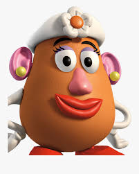 It's high quality and easy to use. Mr Clipart Mrs Potato Head Free Transparent Clipart Clipartkey