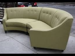 semi circle couch you