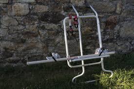 fiamma bike rack vw t4 transporter double barn door