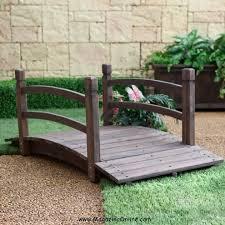 18 small and beautiful fairy tale garden bridges 1