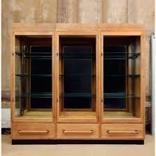 fascinating oak wall display cabinets with glass doors oak display cabinet oak wall display cabinets with
