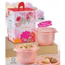 tupperware prosperous spring gift set 2 11street msia container lunch bo