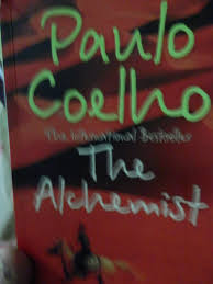 my review the alchemist by paulo coelho khadija akhtar the alchemist by paulo coelho i m going to be a photographer