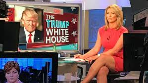 Brooke baldwin lamented over the gender differences at cnn, the network she's worked at for 13 years, while pointing out that all the 'most influential' primetime anchors are men. Cnn Anchor Brooke Baldwin Returns To High School Roots