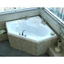 standard jet tub home depot jetted ergonomic corner dimensions universal tubs malachite american cadet