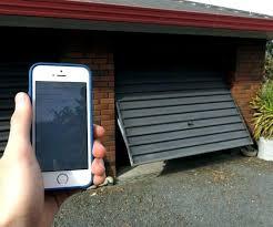 delicious garage door opener phone app android