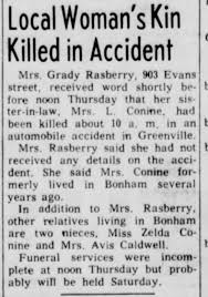 Mrs. Washburn's mom accident - Newspapers.com