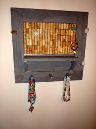 Diy Jewelry Organizer Diy Jewelry Organizer Picture Frame