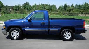 Pickup 99 chevy pickup : SOLD.1999 CHEVROLET SILVERADO LS REGULAR CAB 4X2 5.3 VORTEC V-8 ...