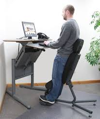 standing desk stool. Fine Standing Stance Move Standing Chair More With Desk Stool