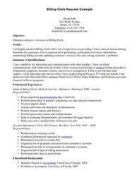 Medical Office Billing Manager Job Description Record Clerk Resume S Clerk Lewesmr Sample Resume Billing