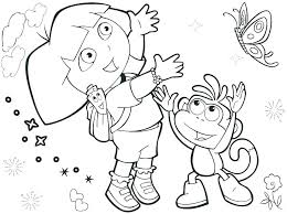 Dora Mermaid Coloring Pages The Little Mermaid Coloring Pages Online