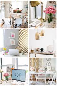 chic home office design home office. Lovely Idea Chic Office Decor Modest Design 17 Best Ideas About On Pinterest Home