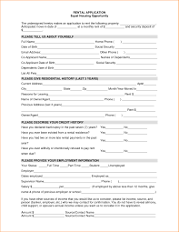 Rent Lease Application Form Kansas Residential Lease Agreement Form Good Renters
