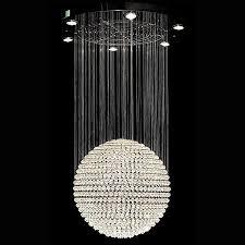 endearing wonderful crystal ball chandelier lighting fixture regarding modern house swarovski crystal chandelier ideas