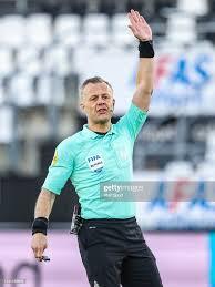 ALKMAAR - Referee Bjorn Kuipers during the Dutch Eredivisie match... Foto  di attualità - Getty Images