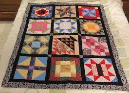 Pictures of Sampler Quilts to Inspire Your Next Quilt & Dot's Scrappy Sampler Quilt Adamdwight.com