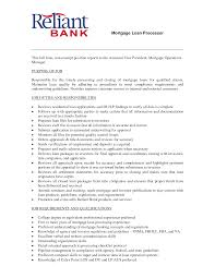 Loan Processor Resume Sample Resume Career Template Collection To Download Best Resume Career 13