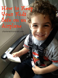 airplane safety harness for kids