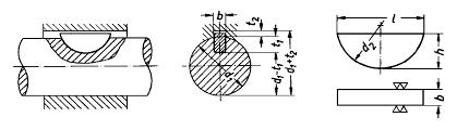 Slot Tolerance Chart Woodruff Keys Common Mechanical Engineering Tandwiel Info