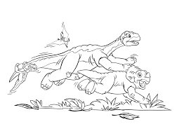 Small Picture Land Before Time movie coloring pages Land Before Time Wiki