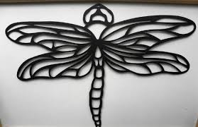 dragonfly dragonfly metal wall art decor on metal insect wall art with dragonfly wall art archives decor at home