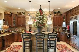 decorating ideas kitchen. Brilliant Kitchen View In Gallery Bring The Christmas Tree Into Kitchen From Julie  Ranee Photography With Decorating Ideas Kitchen