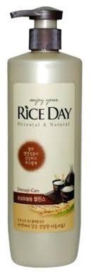 Rice Day <b>кондиционер для поврежденных волос</b> — купить по ...