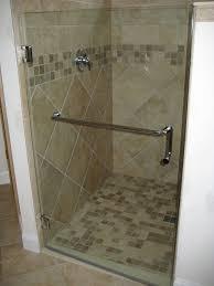 bathroom shower tile design color combinations: tile shower yes please i love the diamond pattern