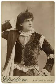 as you like it shakespeare library maurice barrymore as orlando late 19th century