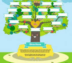 Family Tree Example Template Automatic Family Tree Maker Excel Template Ample Drawing