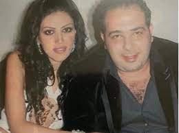 ريهام حجاج ترد على مسربي صورة لها مع زوجها الأول