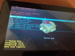 Ezcool Tablet Pc Resetleme - Vizyon Bilgisayar Teknik Servis Tablt Pc  Format Atma