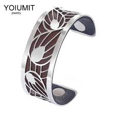 <b>Cremo</b> Fashion Bangles For Women <b>Stainless</b> Steel Bracelets ...