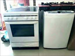 terrific double oven electric range flat top slide in recommended ranges fashionable with ovens reviews frigidaire