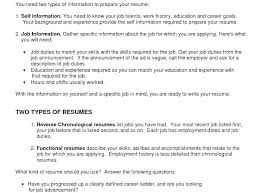 Objective On A Resume Examples Excellent Resume Sample Resume ...