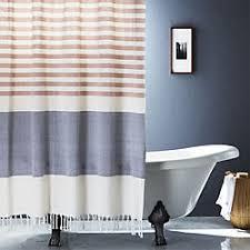 modern shower curtains. Karla Copper Shower Curtain Modern Curtains N