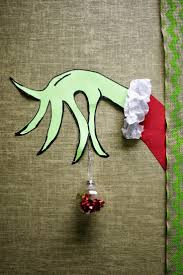 gallery incredible cork board. Grinch Hand On The Bulletin Board In Our Classroom Gallery Incredible Cork