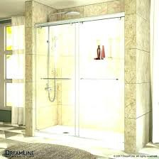 tile shower kits bathrooms inspiring pan kit custom home depot