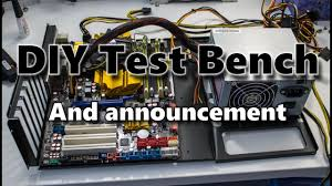 Computer Controlled Diesel Fuel Pump Test Bench Fan Cooled  12 Test Bench Computer